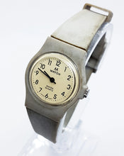 Load image into Gallery viewer, Small M WATCH Quartz Watch | Swiss Made Watches - Vintage Radar