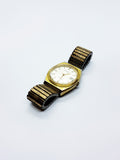 REGENT Gold-Tone Quartz Watch | Vintage Gift Watches - Vintage Radar