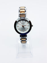 Load image into Gallery viewer, Silver-Tone DKNY Elegant Vintage Watch | Quartz Watches For Women - Vintage Radar