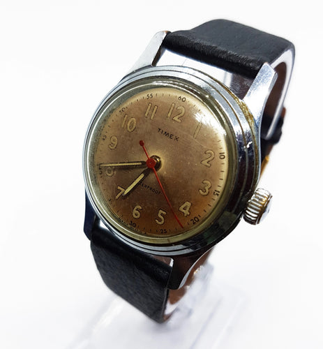 Silver-Tone Mechanical Watch For Men | Antique Watches Collection - Vintage Radar