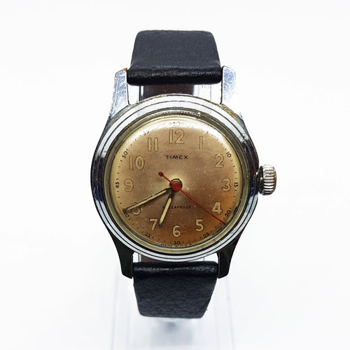 Classic Mechanical Timex Watch For Men | Antique Watches Collection - Vintage Radar