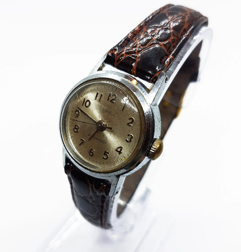 Women's Mechanical Timex Watch | Best Wedding Watches - Vintage Radar