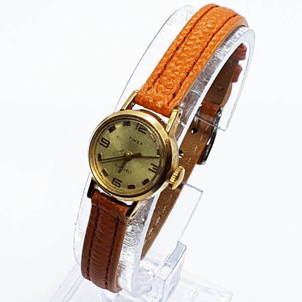 17 Jewels Mechanical Timex Watch for Women | Small Antique Timex Watch - Vintage Radar