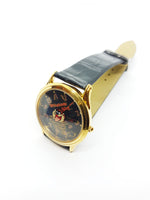 Black Tasmanian Devil Armitron Watch | Vintage Looney Tunes Watch