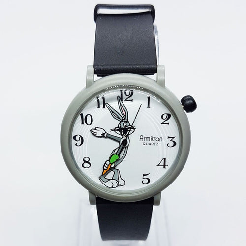 Bugs Bunny Armitron Vintage Watch | Minimalist Looney Tunes Watch