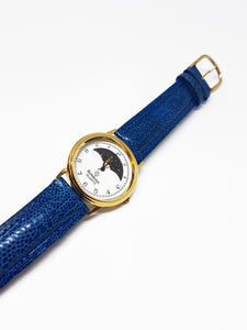 Armitron Moon Phase Watch for Men & Women | Minimalist Moonphase Watch - Vintage Radar