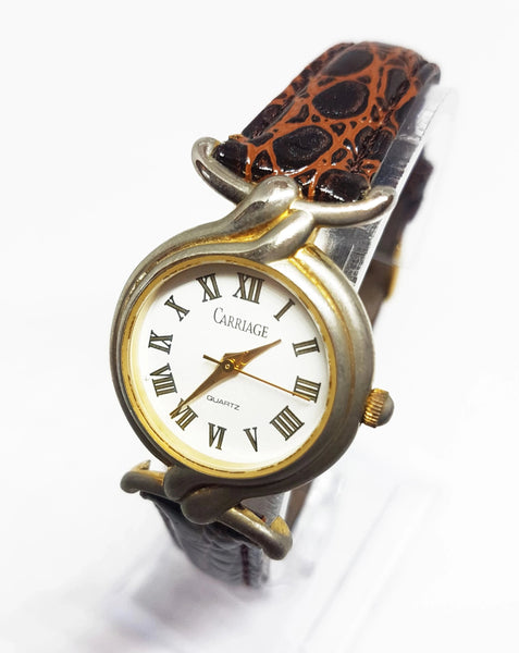 Carriage by Timex Quartz Watch for Women | Ladies Carriage Watch - Vintage Radar