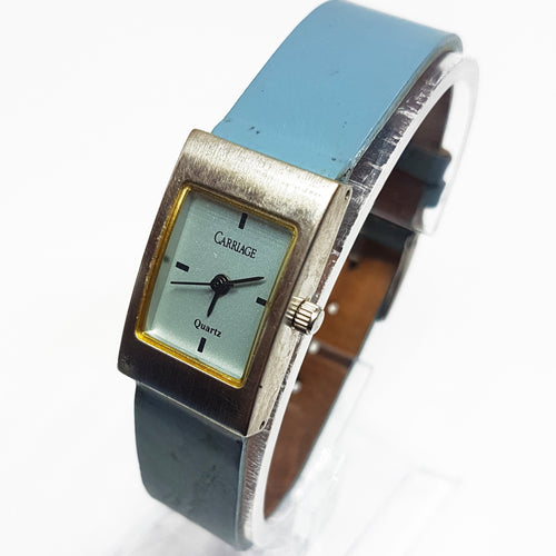 Vintage Dainty Carriage Watch For Ladies | Retro Elegant Timex Watch - Vintage Radar