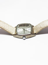 Load image into Gallery viewer, Retro Vintage Silver-Tone Carriage Watch | Quartz Watches Collection - Vintage Radar