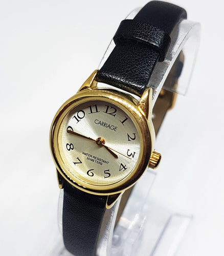 Small Carriage By Timex Watch | Timex Watches Collection - Vintage Radar