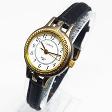 Load image into Gallery viewer, Two-Tone Vintage Carriage Watch for Ladies | Best Art-deco Watches - Vintage Radar