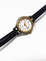 Two-Tone Vintage Carriage Watch for Ladies | Best Art-deco Watches - Vintage Radar