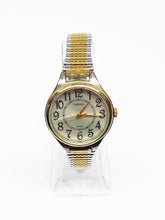 Load image into Gallery viewer, Two-tone Carriage By Timex Vintage Watch | Vintage Women's Watches - Vintage Radar