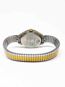 Two-tone Carriage By Timex Vintage Watch | Vintage Women's Watches - Vintage Radar