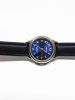Blue Dial Carriage By Timex Ladies Watch | Women's Blue Dial Watches - Vintage Radar