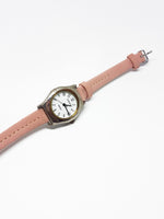 Silver-Tone Indiglo Carriage by Timex Watch | Tiny Ladies Watches - Vintage Radar