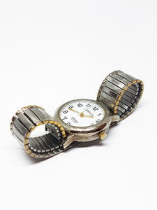 Silver-Tone Indiglo Carriage Watch | Best Luxury Watches - Vintage Radar