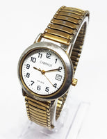 Two-Tone Vintage Carriage Watch | Vintage Watch Collection - Vintage Radar