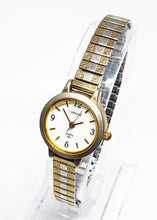 Load image into Gallery viewer, Two-Tone Carriage Vintage Watch | Best Women's Watches - Vintage Radar