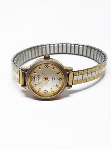 Two-Tone Carriage Vintage Watch | Best Women's Watches - Vintage Radar