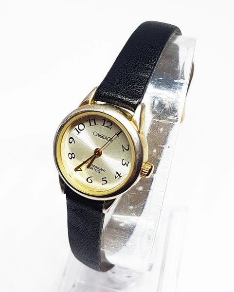 Carriage by Timex Watch | CR1216 Cell WE 30m | Stainless Steel Back - Vintage Radar