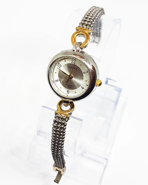 Two-Tone Carriage by Timex Watch for Women | Shop Timex Watches Online - Vintage Radar