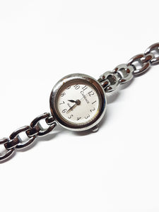 Small Carriage by Timex watch for women, Stainless Steel Designers watch - Vintage Radar