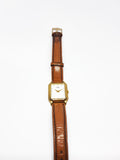 Square Dial Citizen Watch For Ladies | Women's Citizen Gold-tone Watch - Vintage Radar