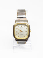 Square-Dial Luxury Citizen Vintage Watch | Citizen Watch Collection - Vintage Radar