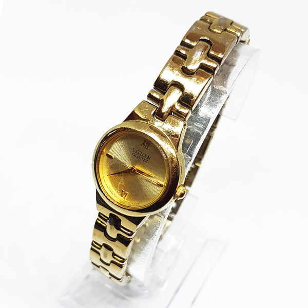 Elegant Citizen Vintage Quartz Watch | Citizen Watch Collection - Vintage Radar
