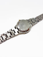 Two-Tone Fossil Arkitekt Watch | Vintage Watch For Sale - Vintage Radar