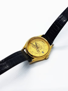 Seiko Vintage Watch | Rare Limited Edition Gold-Tone Quartz Watch - Vintage Radar