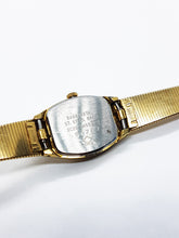 Load image into Gallery viewer, Gold-Tone Women's Seiko Watch | Best Luxury Quartz Watches For Ladies - Vintage Radar