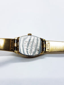 Gold-Tone Women's Seiko Watch | Best Luxury Quartz Watches For Ladies - Vintage Radar