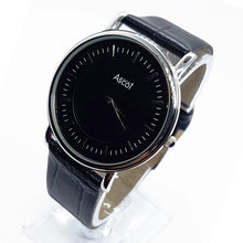 Load image into Gallery viewer, Minimalist All-Black Ascot Quartz Watch | Best Vintage Watches - Vintage Radar