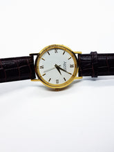 Load image into Gallery viewer, Classic Vintage Gold-Tone Ascot Watch | Ascot Occasion Wear Watches - Vintage Radar