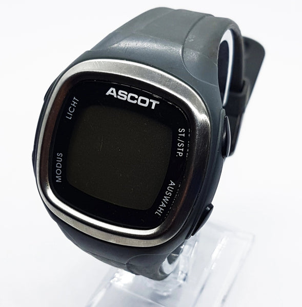 Digital Ascot Vintage Watch For Men | Vintage Sports Watch - Vintage Radar