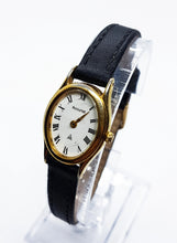 Load image into Gallery viewer, Classic Gold-tone Accurist Watch for Ladies | Vintage Accurist Watches - Vintage Radar