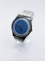 Vintage Swatch Originals ASCOT GX117 | 90s Vintage Swatch Watches - Vintage Radar