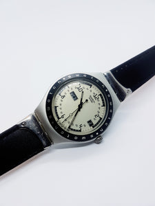 90s Rare Vintage Swatch Irony Watch | HIJACKER YGS7003A Swatch Watch - Vintage Radar