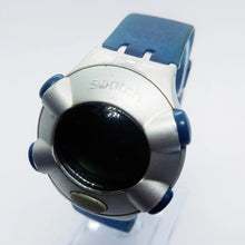 Load image into Gallery viewer, 2000 Swatch Digital Beat TRANSPHERE I YFS4006 | Vintage Swatch Watches - Vintage Radar