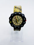 Tasmanian Devil Looney Tunes Flik Flak Swiss Made Watch RARE Model