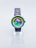 1991 Old Dolphin Story time Flying antiaéreo Watch