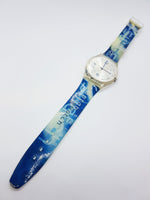 2004 BRAND-NAME GE162 Swatch |  SCHLOSS SCHONBRUNN | SWATCH CITY VIENNA SPECIAL | Limited Retired Model - Vintage Radar