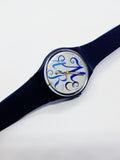 Cool 1992 ALGARVE GN128 Swatch Watch | Portugal Swiss Swatch Watch - Vintage Radar