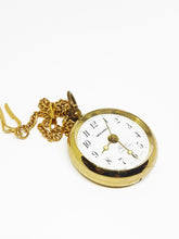 Load image into Gallery viewer, Wehrle Vintage Pocket Watch | German Quartz | Can be Engraved - Vintage Radar