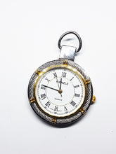 Load image into Gallery viewer, Two-tone Kienzle Pocket Watch | Personalize Your Pocket Watch - Vintage Radar