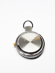 Two-tone Kienzle Pocket Watch | Personalize Your Pocket Watch - Vintage Radar
