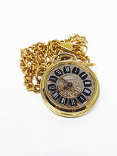 Load image into Gallery viewer, Heritage Swiss-made Pocket Watch | Gold-tone Vintage Pendant - Vintage Radar