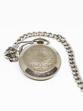 Load image into Gallery viewer, Bercona Swiss Mechanical Pocket Watch | Gold Luxury Vintage Pendant Watch - Vintage Radar